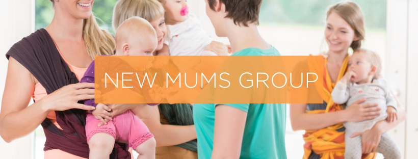 new mums support group